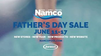 Namco Pool Father's Day Sale TV Spot, 'Pool Cleaner' - Thumbnail 8