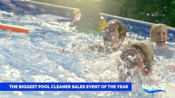 Namco Pool Father's Day Sale TV Spot, 'Pool Cleaner' - Thumbnail 3