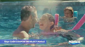 Namco Pool Father's Day Sale TV Spot, 'Pool Cleaner' - Thumbnail 5