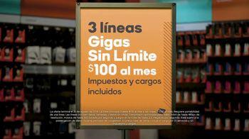Boost Mobile TV Spot, '3 líneas por $100 dólares al mes' [Spanish] - Thumbnail 7