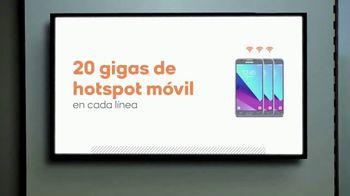 Boost Mobile TV Spot, '3 líneas por $100 dólares al mes' [Spanish] - Thumbnail 8