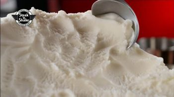 Steak 'n Shake 1/2 Price Happy Hour TV Spot, 'Hand-Dipped Milkshakes' - Thumbnail 1