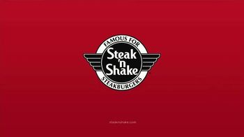 Steak 'n Shake 1/2 Price Happy Hour TV Spot, 'Hand-Dipped Milkshakes' - Thumbnail 10