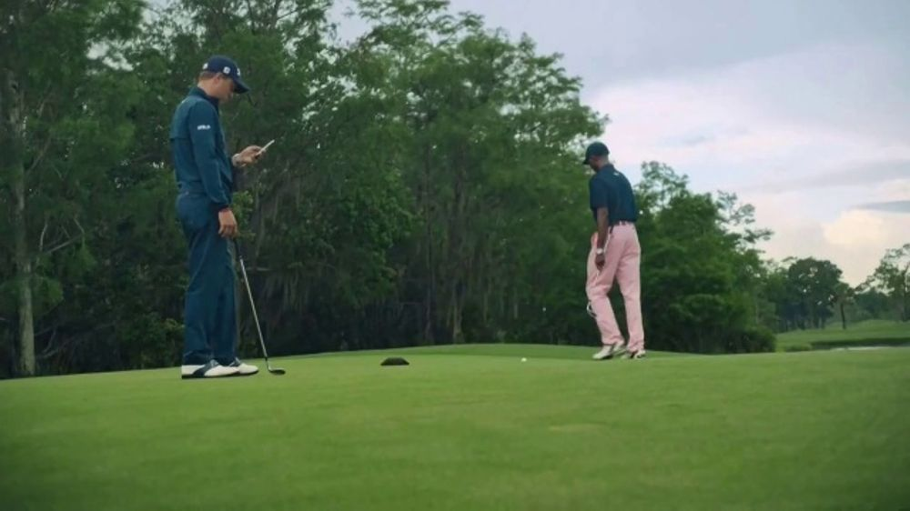 Citi Mobile App TV Commercial, 'Think Fast' Featuring Justin Thomas