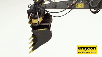 engcon Tiltrotators TV Spot, 'Performing at Your Very Best' - Thumbnail 6