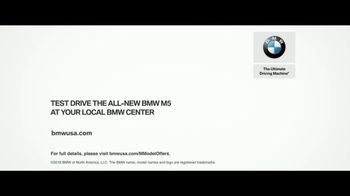 BMW M5 TV Spot, 'Mission: Impossible - Fallout' [T1] - Thumbnail 9