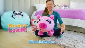 Fuzzy Wubble TV Spot, 'Loves to Cuddle'