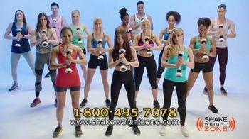 Shake Weight Zone TV Spot, 'Go Sleeveless'
