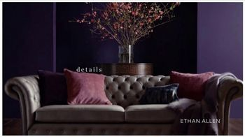 Ethan Allen TV Spot, 'Every Detail: 20 Percent Off' Song by Anna Dellaria - Thumbnail 2