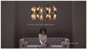 Ethan Allen TV Spot, 'Every Detail: 20 Percent Off' Song by Anna Dellaria - Thumbnail 6