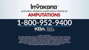 KBA Attorneys TV Spot, 'Type-2 Diabetes: Invokana' - Thumbnail 8