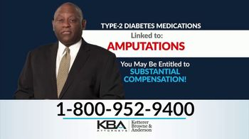 KBA Attorneys TV Spot, 'Type-2 Diabetes: Invokana' - Thumbnail 4