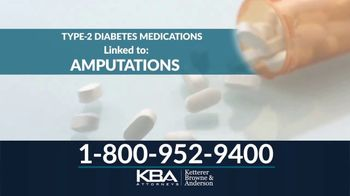 KBA Attorneys TV Spot, 'Type-2 Diabetes: Invokana' - Thumbnail 5