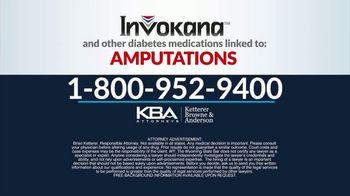 KBA Attorneys TV Spot, 'Type-2 Diabetes: Invokana' - Thumbnail 7