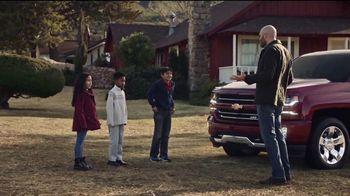 Chevrolet Silverado TV Spot, 'Fuerza' [Spanish] [T1]