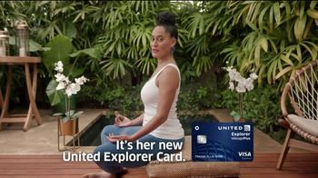 United MileagePlus Explorer Card TV Spot, 'Travel' Ft. Tracee Ellis Ross