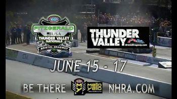 NHRA TV Spot, 'Mello Yello Drag Racing Series: Heating Up' - Thumbnail 8