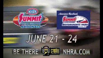 NHRA TV Spot, 'Mello Yello Drag Racing Series: Heating Up' - Thumbnail 9