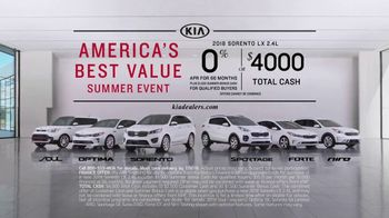 Kia America's Best Value Summer Event TV Spot, 'Space Helmet' - Thumbnail 7
