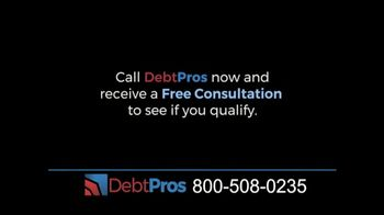 DebtPros TV Spot, 'Debt Reduction Program' - Thumbnail 4
