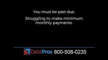 DebtPros TV Spot, 'Debt Reduction Program' - Thumbnail 6
