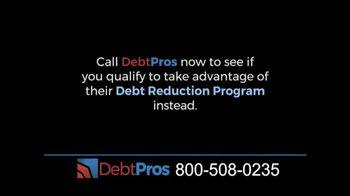 DebtPros TV Spot, 'Debt Reduction Program' - Thumbnail 7