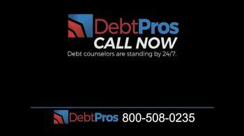 DebtPros TV Spot, 'Debt Reduction Program' - Thumbnail 8