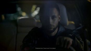 2019 Infiniti QX50 TV Spot, 'Nice Guy' Featuring Stephen Curry [T1] - Thumbnail 3