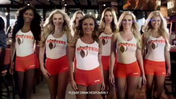 Hooters TV Spot, 'Buddies Cup: Challenge'