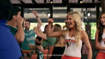 Hooters TV Spot, 'Buddies Cup: Challenge' - Thumbnail 7
