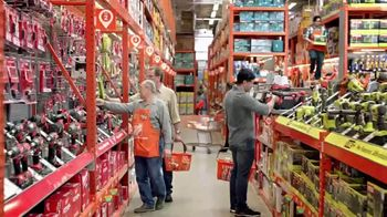 The Home Depot TV Spot, 'Dad's Toy Store: Tool Set' - Thumbnail 1