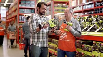The Home Depot TV Spot, 'Dad's Toy Store: Tool Set' - Thumbnail 2