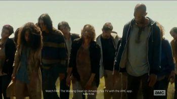 Amazon Fire TV TV Spot, 'Fear the Walking Dead: Snack Break' - Thumbnail 1