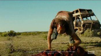 Amazon Fire TV TV Spot, 'Fear the Walking Dead: Snack Break' - Thumbnail 2