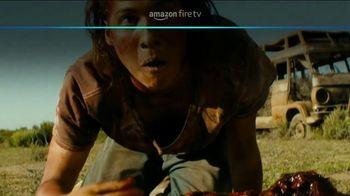 Amazon Fire TV TV Spot, 'Fear the Walking Dead: Snack Break' - Thumbnail 5