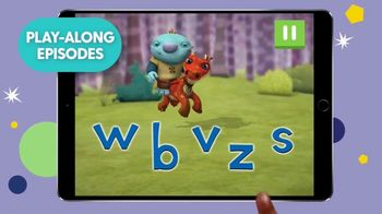 Noggin TV Spot, 'Wallykazam!' - Thumbnail 6