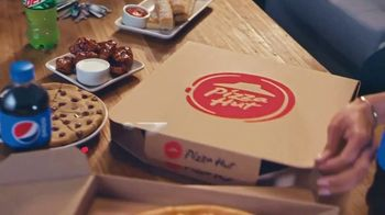 Pizza Hut $7.99 Large 2-Topping TV Spot, 'Why Go Anywhere Else?' - Thumbnail 1