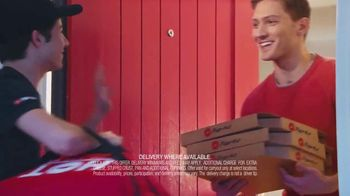 Pizza Hut $7.99 Large 2-Topping TV Spot, \'Here to Stay\'