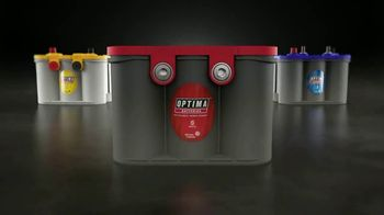 Optima Batteries TV Spot, 'Start Again & Again' - Thumbnail 10