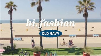 Old Navy TV Spot, 'Jump Into Summer With Old Navy: Entire Store' - Thumbnail 1