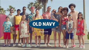Old Navy TV Spot, 'Jump Into Summer With Old Navy: Entire Store' - Thumbnail 10