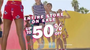 Old Navy TV Spot, 'Jump Into Summer With Old Navy: Entire Store' - Thumbnail 8