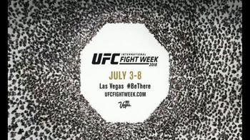 Ultimate Fighting Championship (UFC) Fight Week TV Spot, 'Fan Experience'