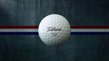 Titleist TV Spot, '#1 Ball At The US Open For 70 Years' Feat. Rickie Fowler - Thumbnail 2