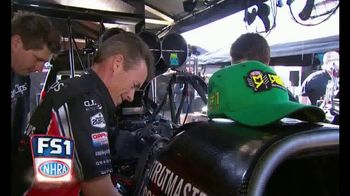 NHRA TV Spot, \'Feel It for Yourself\'