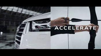Audi Q7 TV Spot, 'Accelerate' [T1]