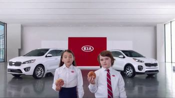 Kia America's Best Value Summer Event TV Spot, 'Donuts: What You Need' [T2] - Thumbnail 1
