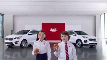 Kia America's Best Value Summer Event TV Spot, 'Donuts' - Thumbnail 1
