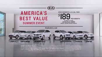 Kia America's Best Value Summer Event TV Spot, 'Donuts: What You Need' [T2] - Thumbnail 9