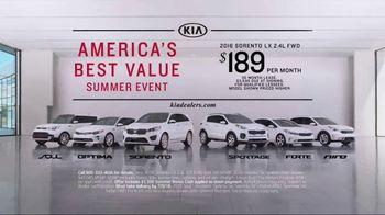 Kia America's Best Value Summer Event TV Spot, 'Donuts' - Thumbnail 9